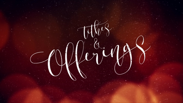 Christian Wallpaper Fall Offering Warm Christmas Glow Tithes Amp Offerings Centerline New Media