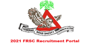 FRSC Recruitment 2021: Deadline: Aug 24, 2021:  This is to inform the public that the Federal Road Safety Commission has opened it's portal calling for Nigerians to apply for FRSC Recruitment 2021