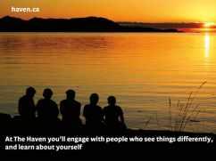 onlineslide-words-sunset-people