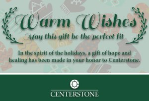 Honorary Gift Card - Warm Wishes