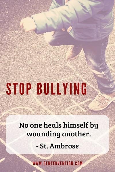 Bullying Qoutes : bullying, qoutes, Bullying, Quotes, Start, Conversation, Centervention®