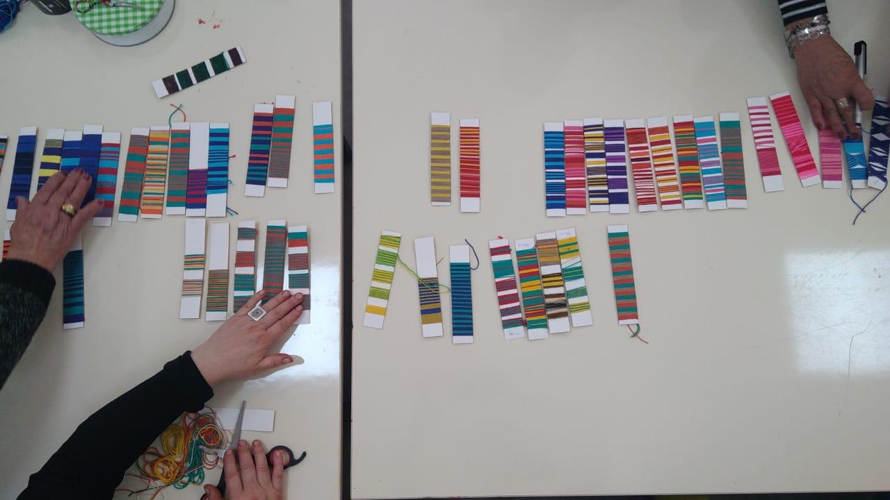 Centex desarrollará taller textil inspirado en la Bauhaus