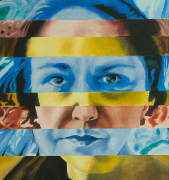Centex apoya difusión de muestra Mujeres en situación de pandemia realizada por estudiantes de Artes Visuales