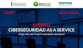 Evento ciberseguridad Inforges