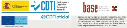 Logo CDTI Base