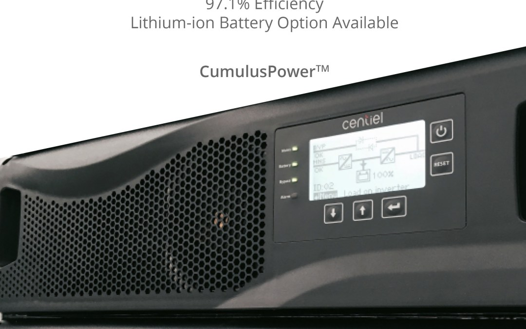 Why Li-ion Will Be the Future of Data Centre Back-up Power