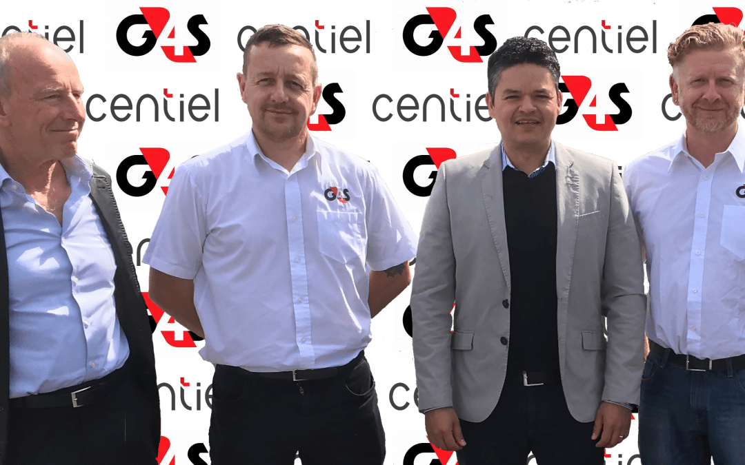 CENTIEL & G4S Secure Solutions Team-up To Provide Critical Power Protection for Channel Islands' UPS Installation