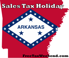 Arkansas SalesTax Holiday