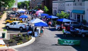 Farmers Market - Searcy