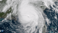 Hurricane Michael Oct 10th