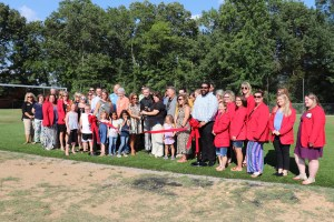 West Elementary Ribbon Cutting