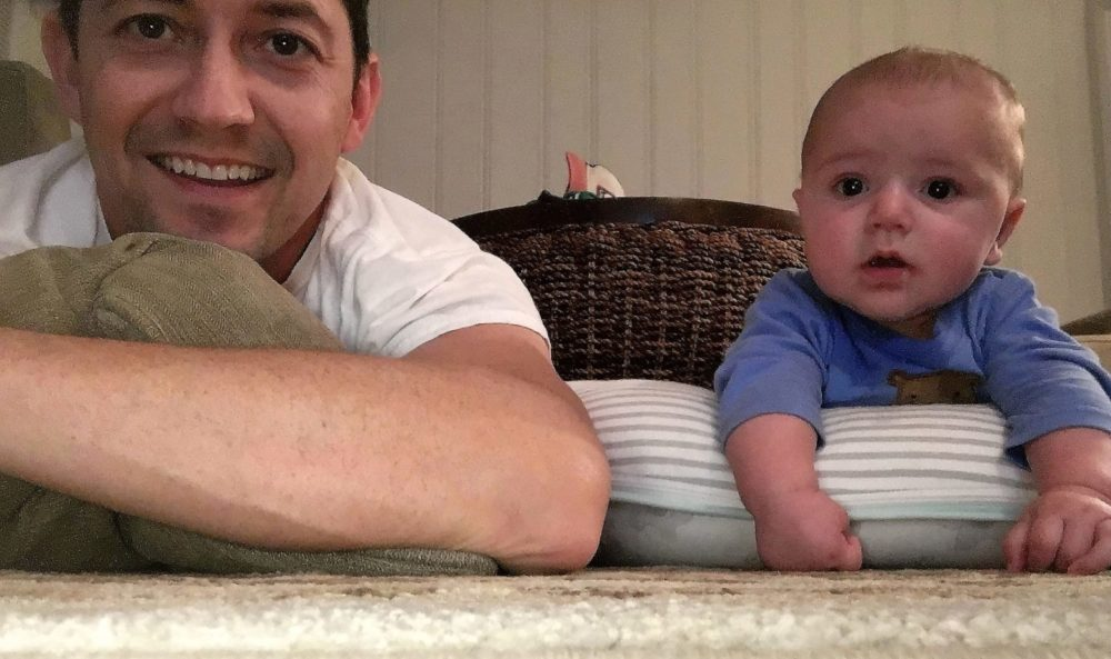 This Above All: A Letter to My Son on His First Birthday