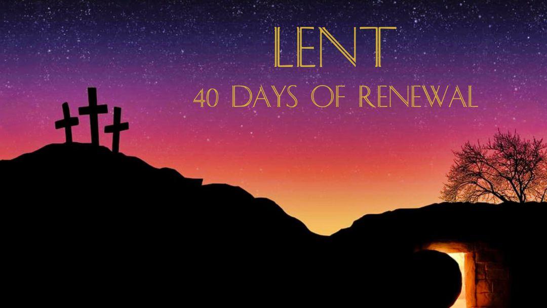 2019 Lenten Worship and Luncheon Schedule
