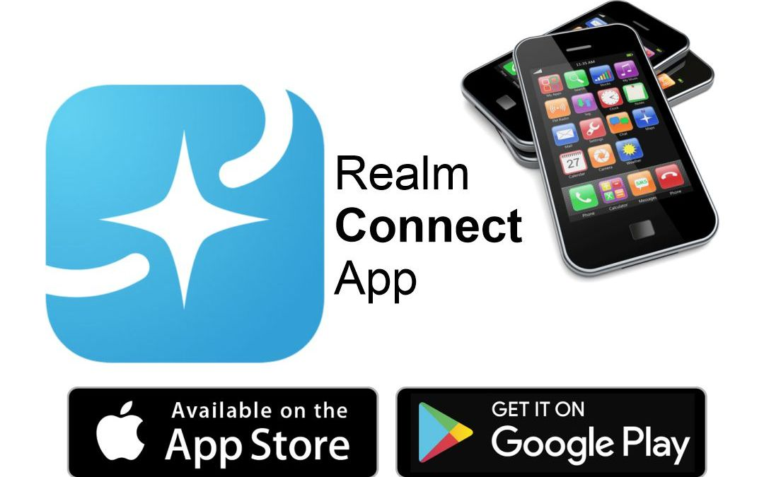 Members: The Realm Connect app is replacing the Church Life app you may have been using