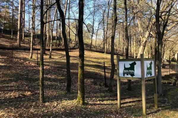 Eureka Springs Bark Park