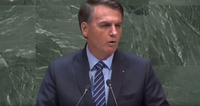 Bolsonaro ONU