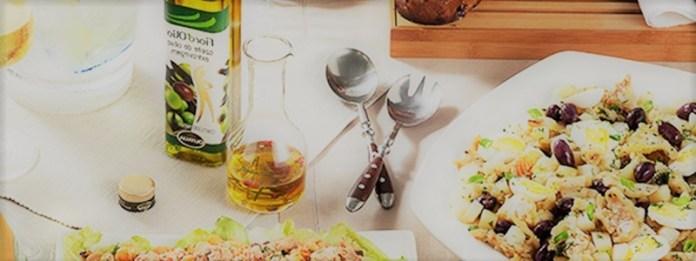 Salada Bacalhau com Batata