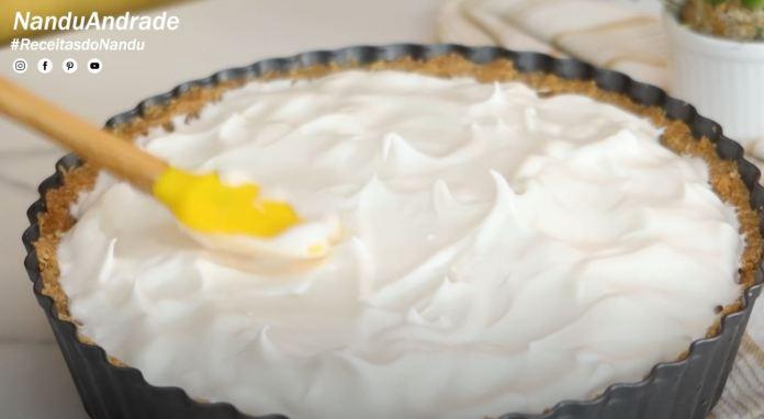 merengue espalhado