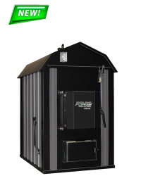 Forge Outdoor Coal Furnace | Central Boiler