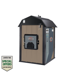 Classic Outdoor Wood Furnace | Central Boiler