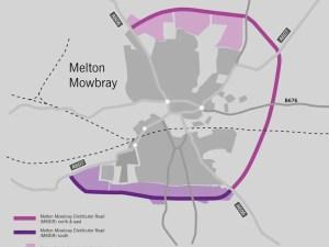 Melton Mowbray Bypass