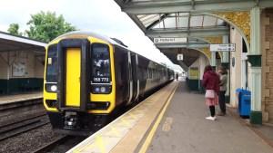 Railway cuts