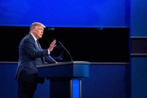 trump - President or king maker?