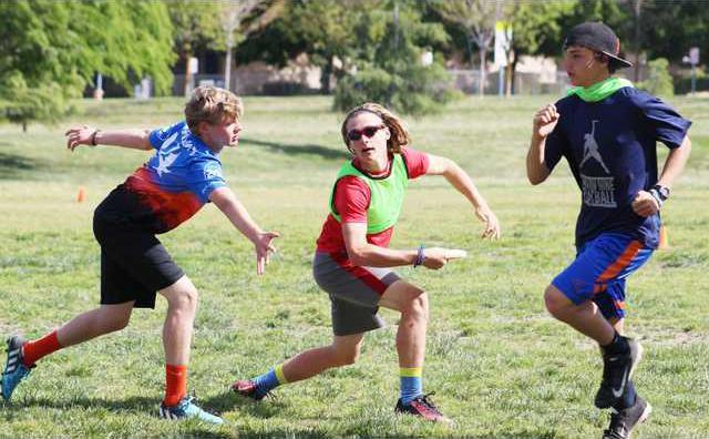 turlock ultimate frisbee club