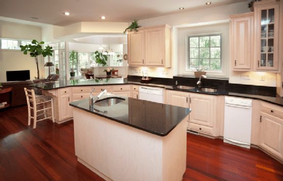 Choosing The Right Flooring For Your Redesigned Kitchen