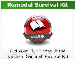 Get Your Free Kitchen Remodel Survival Kit