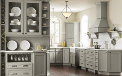 Is Glass Cabinetry a Good Idea?