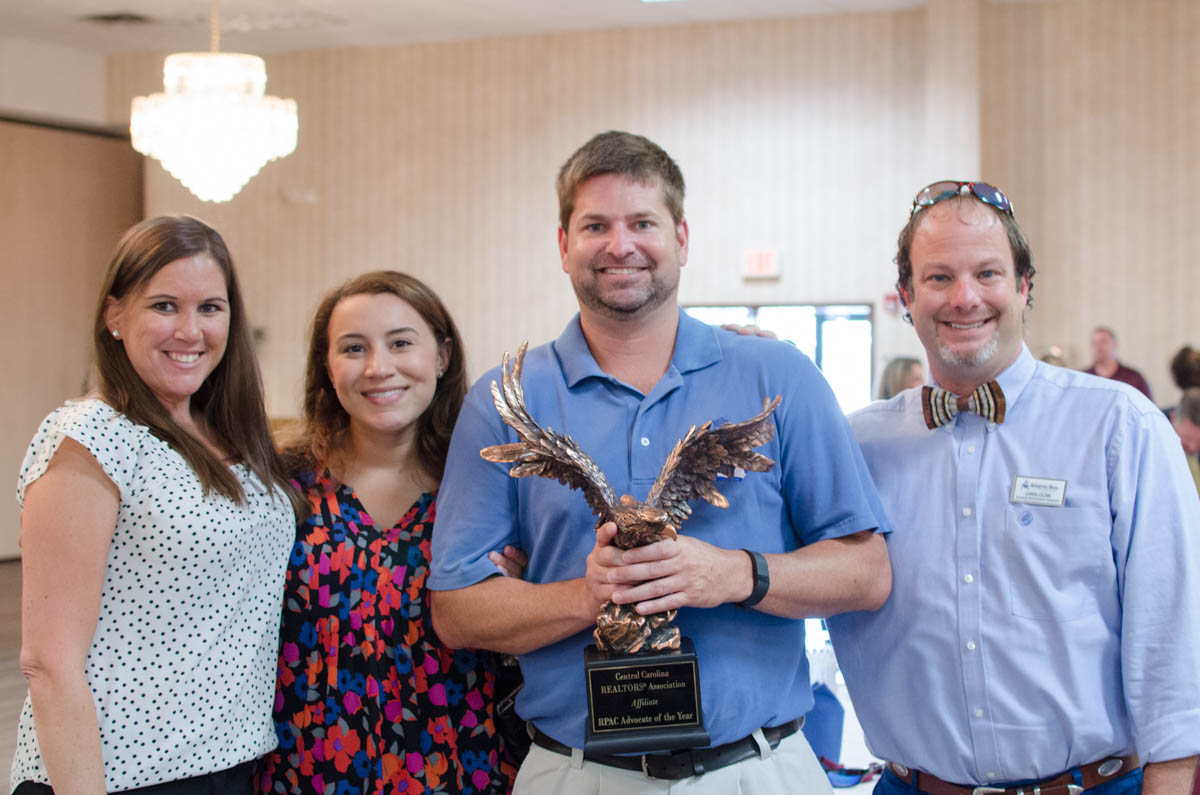 Atlantic Bay Mortgage Group won the Eagle award for Affiliates 2016