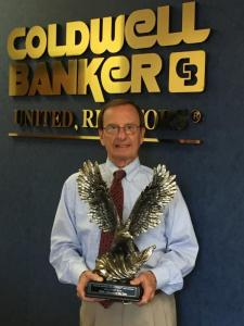 Coldwell Banker United won the Eagle award for REALTOR® Firms 2015
