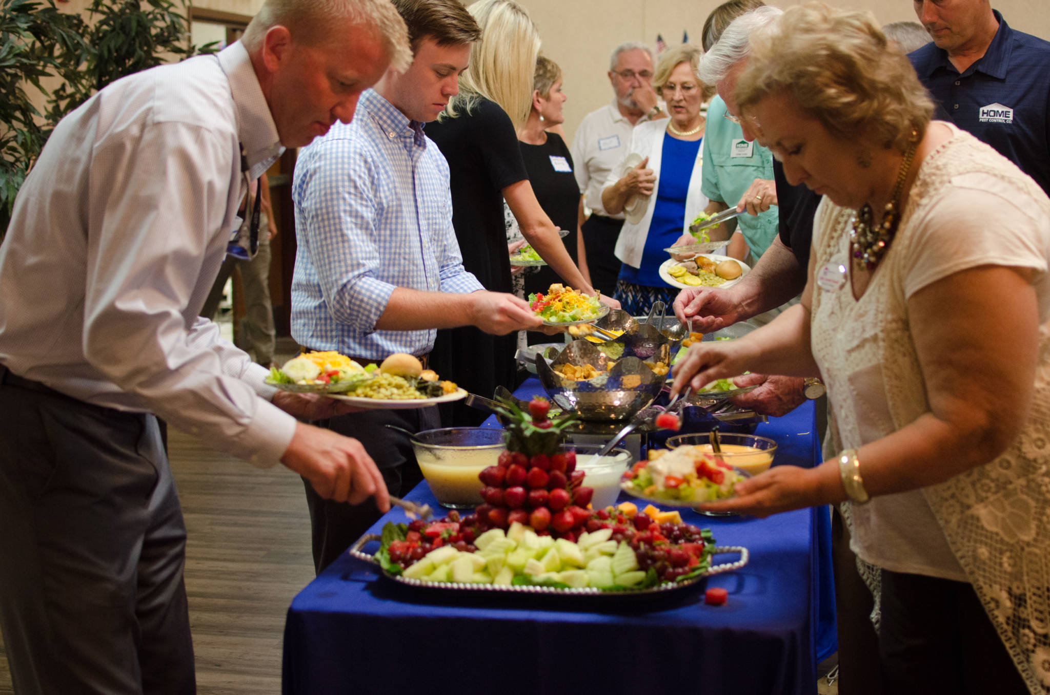 3rd Quarter Luncheon/ Election 2016
