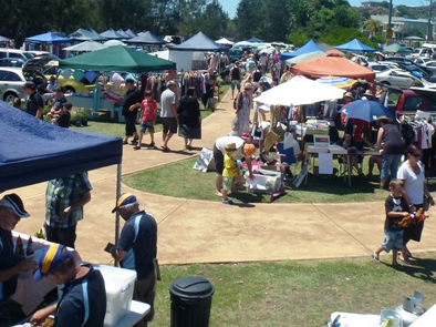 CARBOOT sale Terrigal