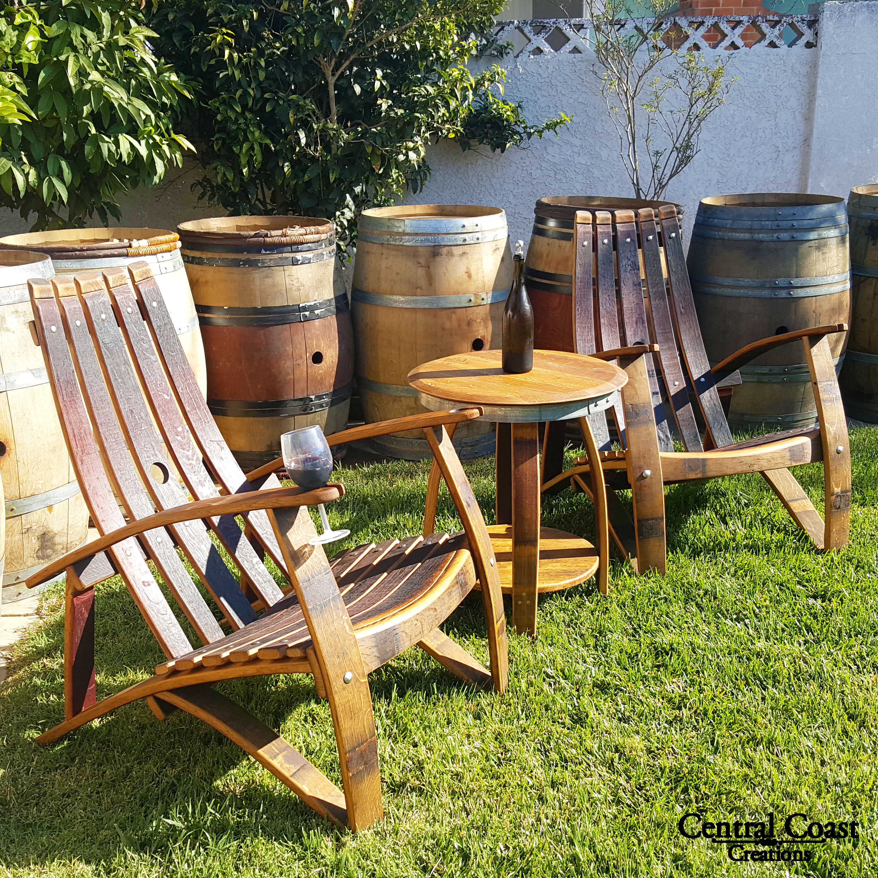 how are chairs made vanity stools and adirondack chair set contact for shipping central