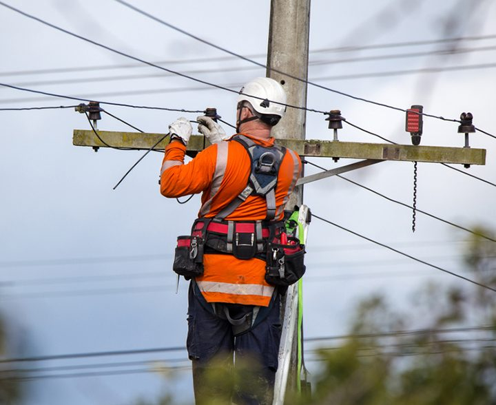 Central Coast level 2 Electrician Licecnce Class 2B Underground
