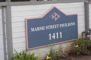 Marsh St Pavillions completed in 2002