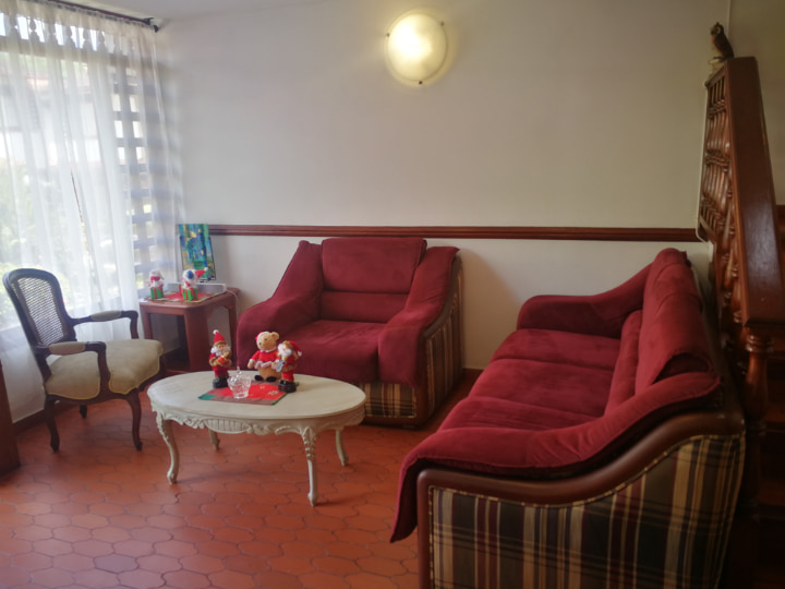 Venta hermosa casa en Villavicencio sala