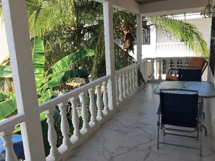 Venta casa en urbanización campestre en Girardot terraza