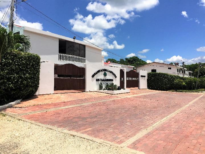 Venta casa en urbanización campestre en Girardot portería