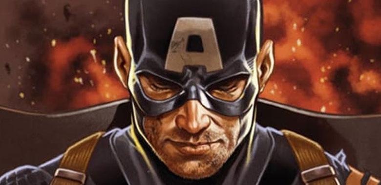 Capitán América trabaja con Hydra