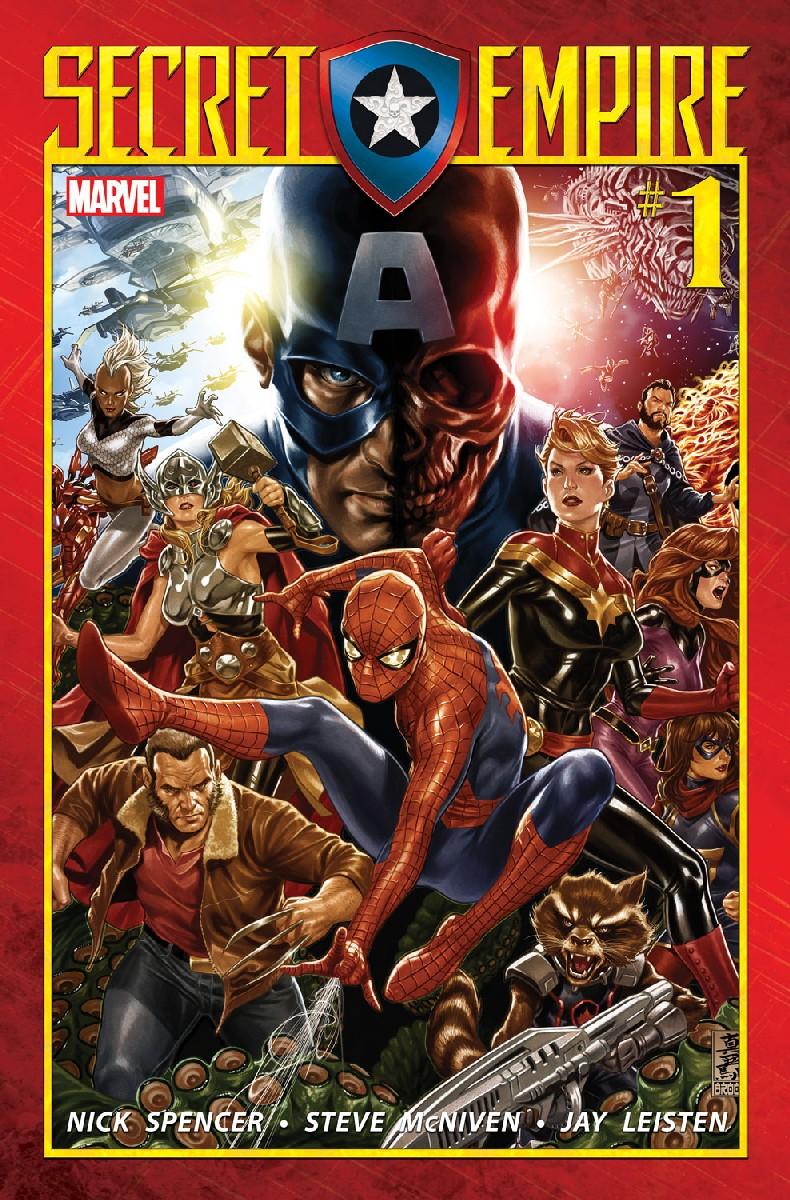 Capitán América y Hydra