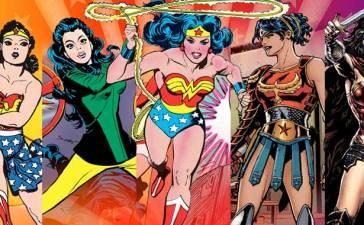 7 comics de Wonder Woman