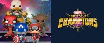 Funko Marvel: Contest of Champions