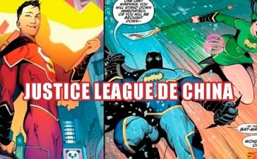 justice league de china
