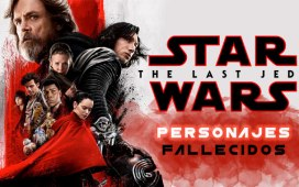 Las perdidas de Star Wars The last Jedi