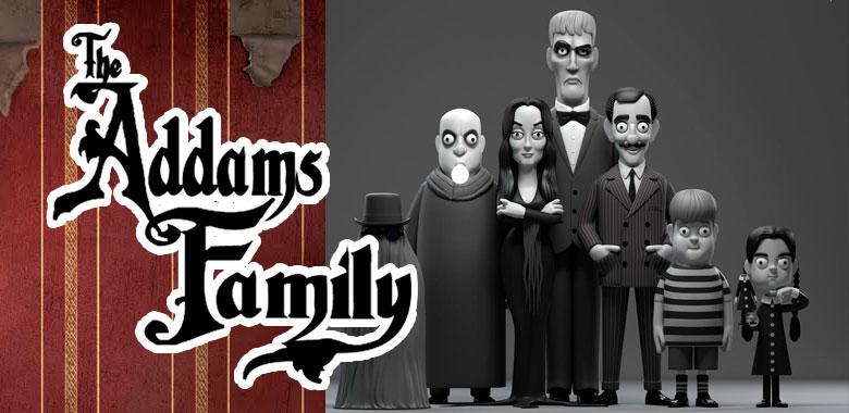 Los Locos Adams La Familia Regresa Con Pelicula Animada Central De Heroes