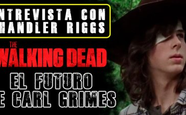 The walking dead El futuro de Carl Grimes