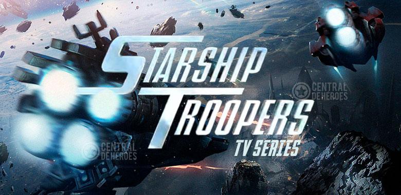 starship troopers serie de tv